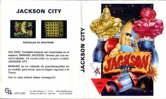 Jackson City
