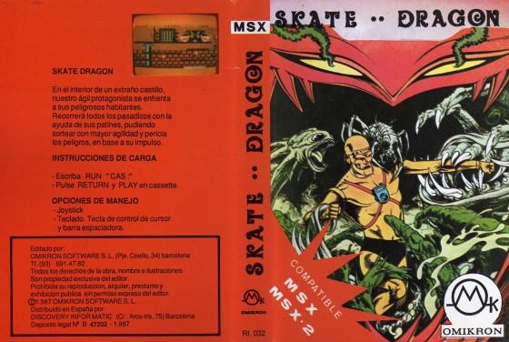 Skate Dragon