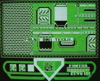 Versión Amstrad PCW