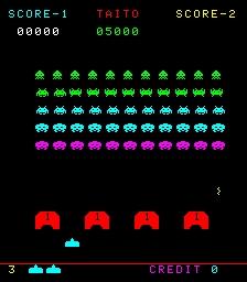 Original - Space Invaders
