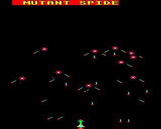 Original - Mutant Spiders