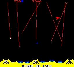 Original - Missile Command
