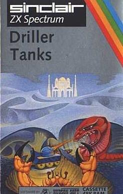 Driller Tanks (Hudson Soft)