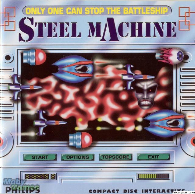 steelmachine