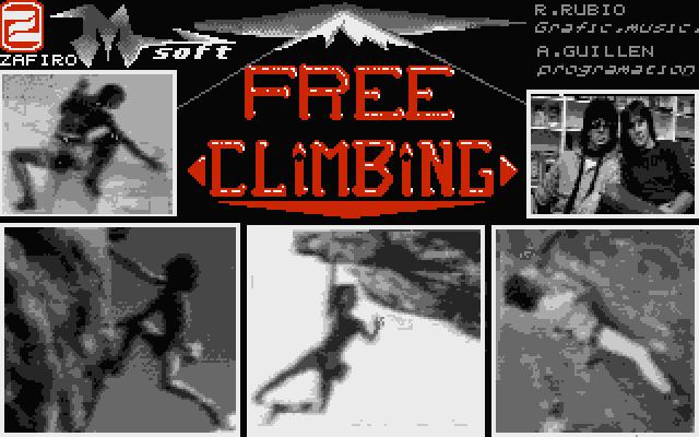 Free Climbing