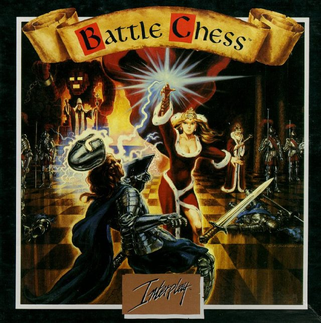 Battle Chess_caja