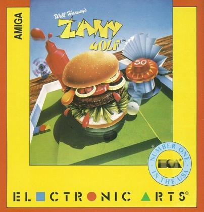 Zany Golf_caja