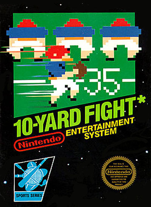 10-Yard Fight (front)