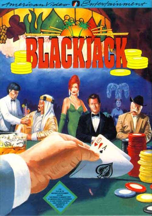 Blackjack (front)