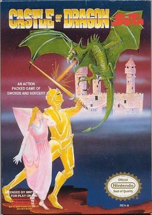 Castle of Dragon -f