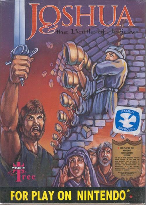 Joshua & The Battle of Jericho -f