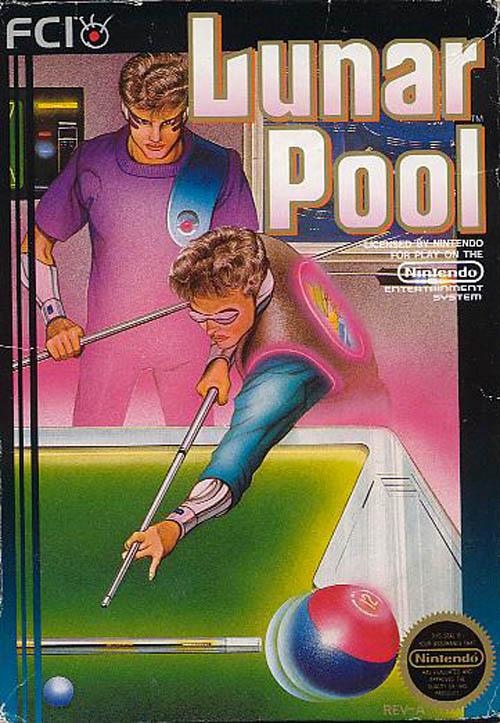 Lunar Pool -f