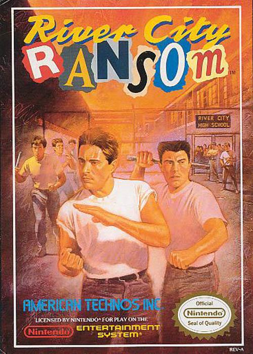 River City Ransom -f