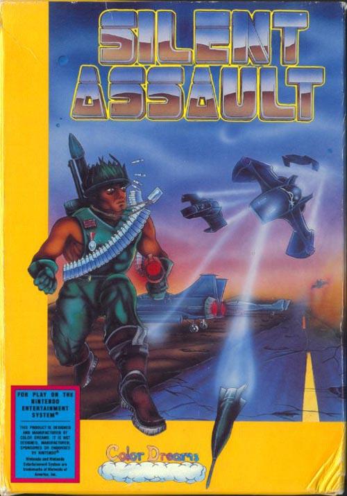 Silent Assault (front)