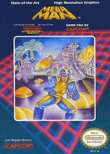 Mega Man (1987-12)(Capcom)(US)