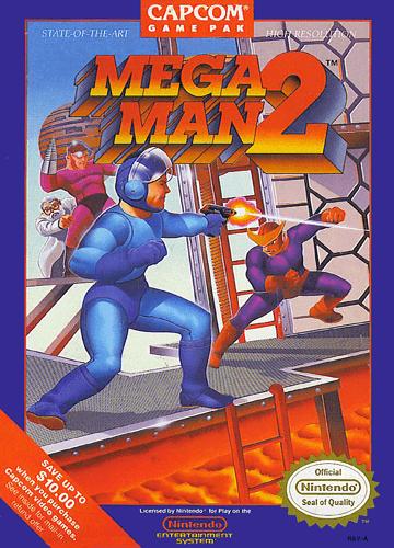Mega Man 2 (1989-06)(Capcom)(US)