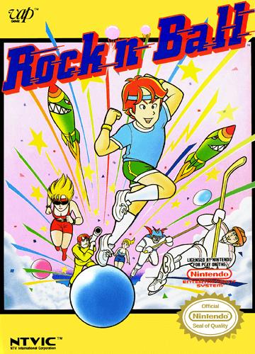 Rock 'n Ball (1990-01)(NTVIC)(US)