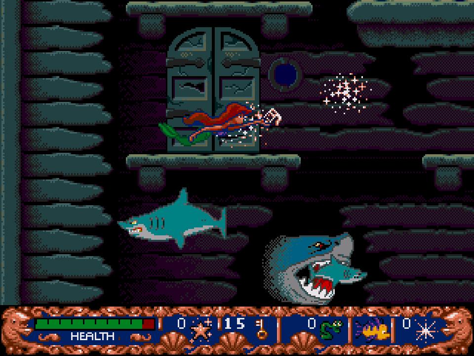 ariel - the little mermaid (ue) [!]005