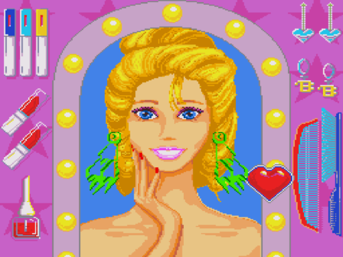 barbie super model (u) [!]006