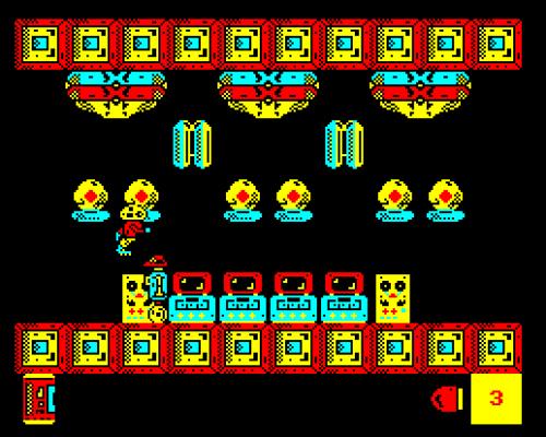 Versión Amstrad CPC