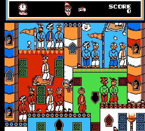 The Great Waldo Search (NES)